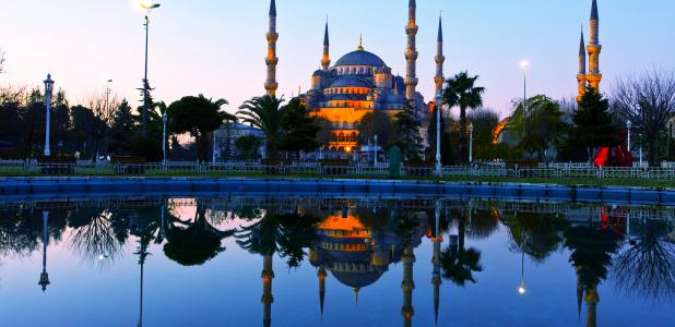 مرشدك السياحي في الأردن وتركيا