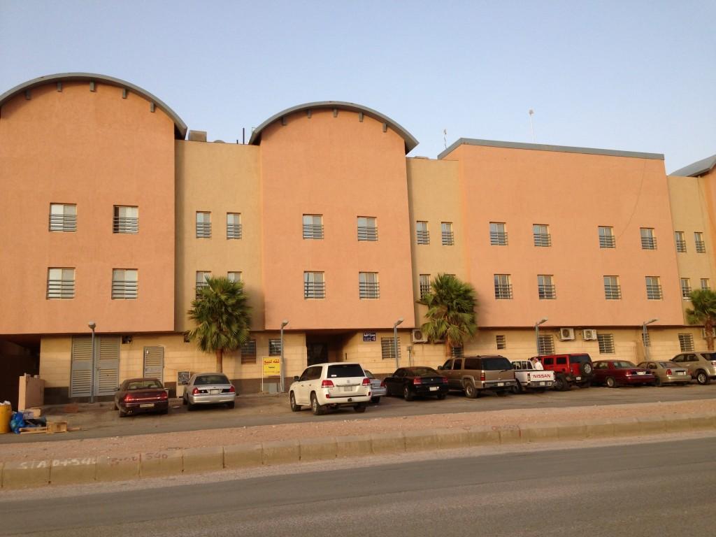 صورة خارجية للشقة