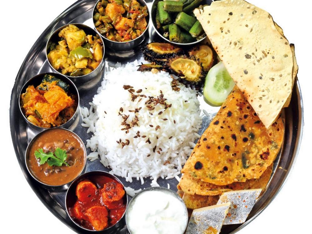 دراسة جدوى مطعم هندي