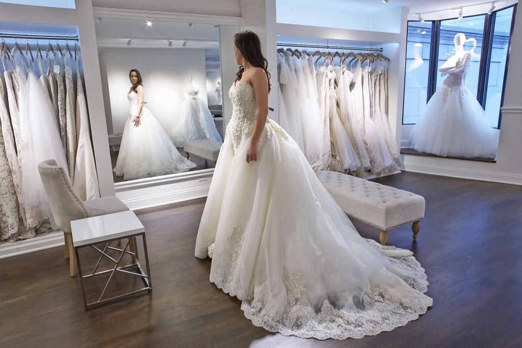 دراسة جدوي مشروع فساتين زفاف