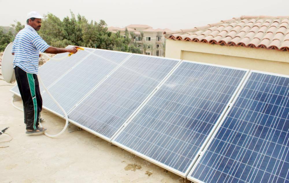 الطاقة الشمسية في السعودية 2030