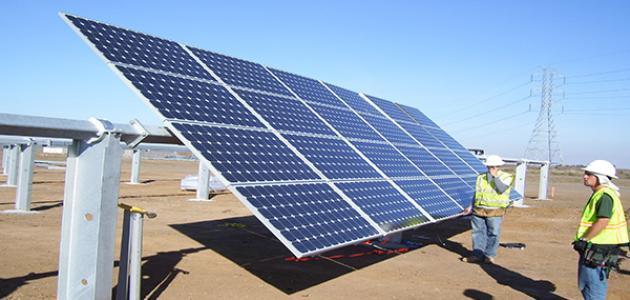 مشاريع الطاقة البديلة