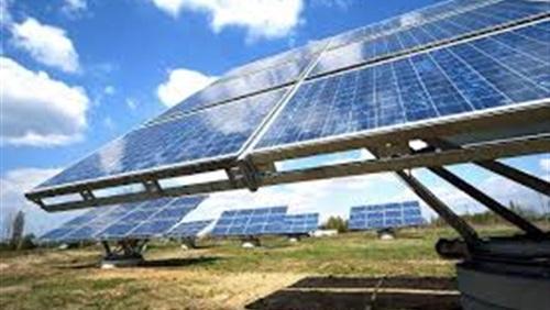 مشروع توليد الكهرباء من الطاقة الشمسية