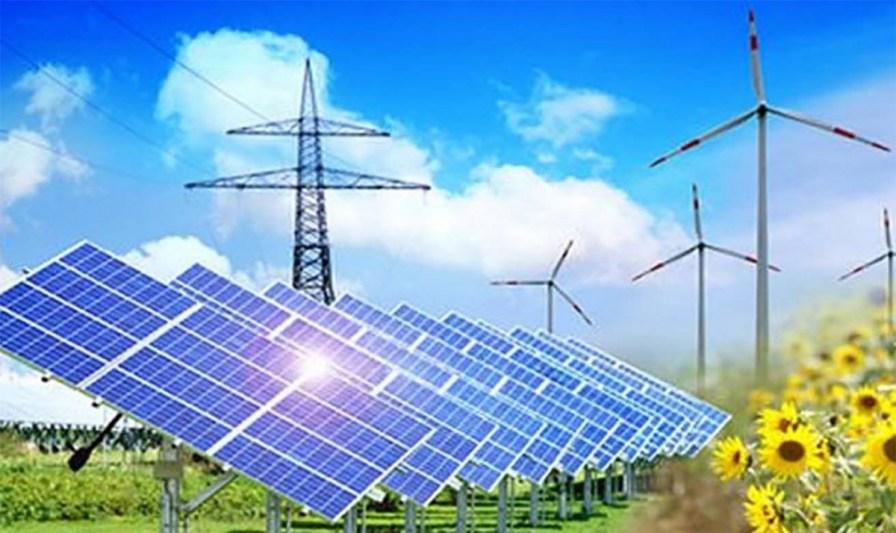 مشروع انتاج الطاقة الشمسية