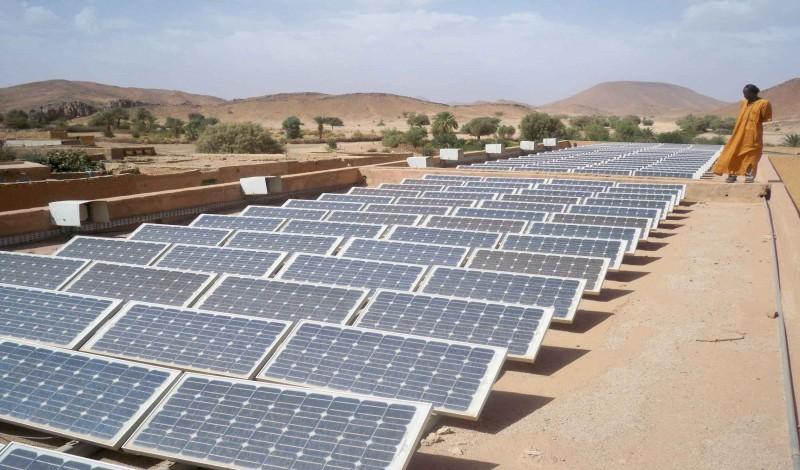 دراسة جدوى توليد الكهرباء من الطاقة الشمسية