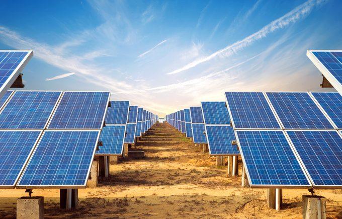 شركات الطاقه الشمسيه