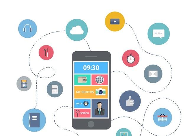 تسويق الكتروني تطبيقات