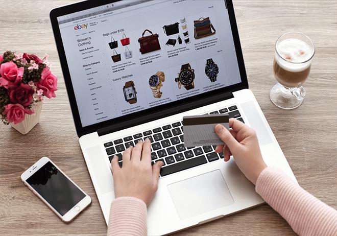 تصميم موقع تجارة الكتروني