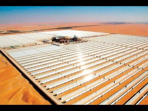 مشاريع حول الطاقة الشمسية