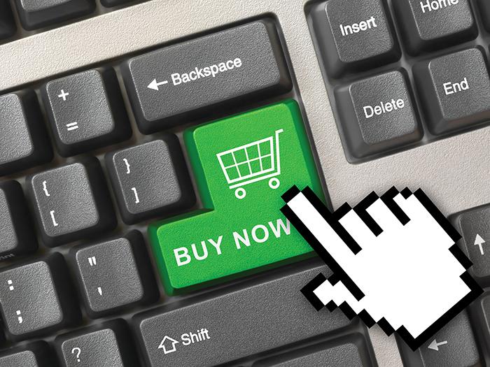 مكونات التجارة الإلكترونية