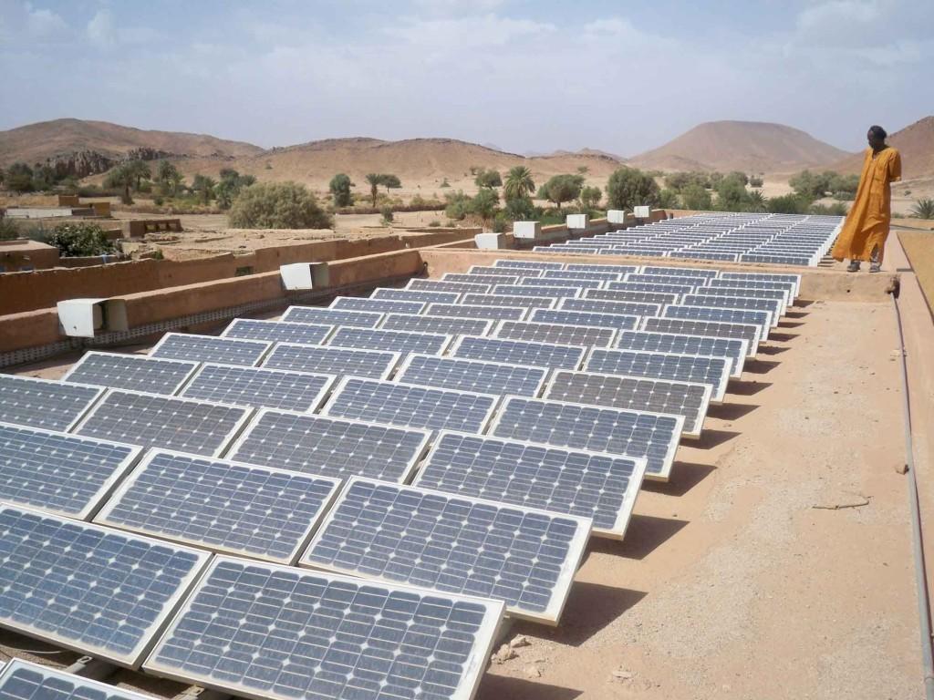مشاريع عن الطاقة المتجددة
