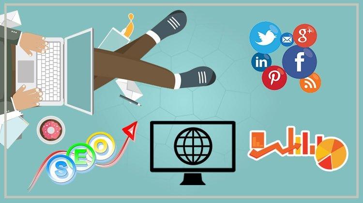 الدراسة جدوى مشروع التسويق الالكتروني