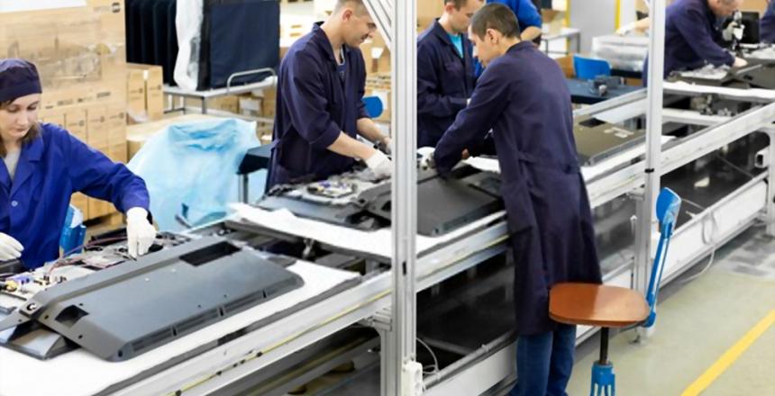 دراسة جدوى مصنع تجميع أجهزة كهربائية