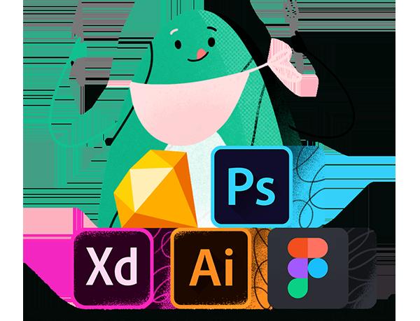 افضل برامج تصميم التطبيقات