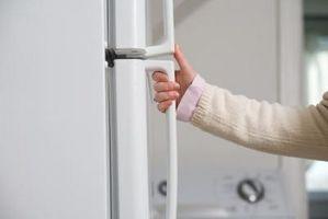 خطوات عمل الثلاجة