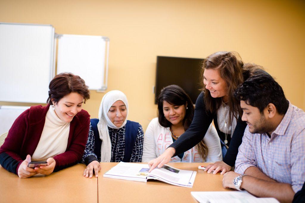 دراسة جدوى مشروع معهد لغات