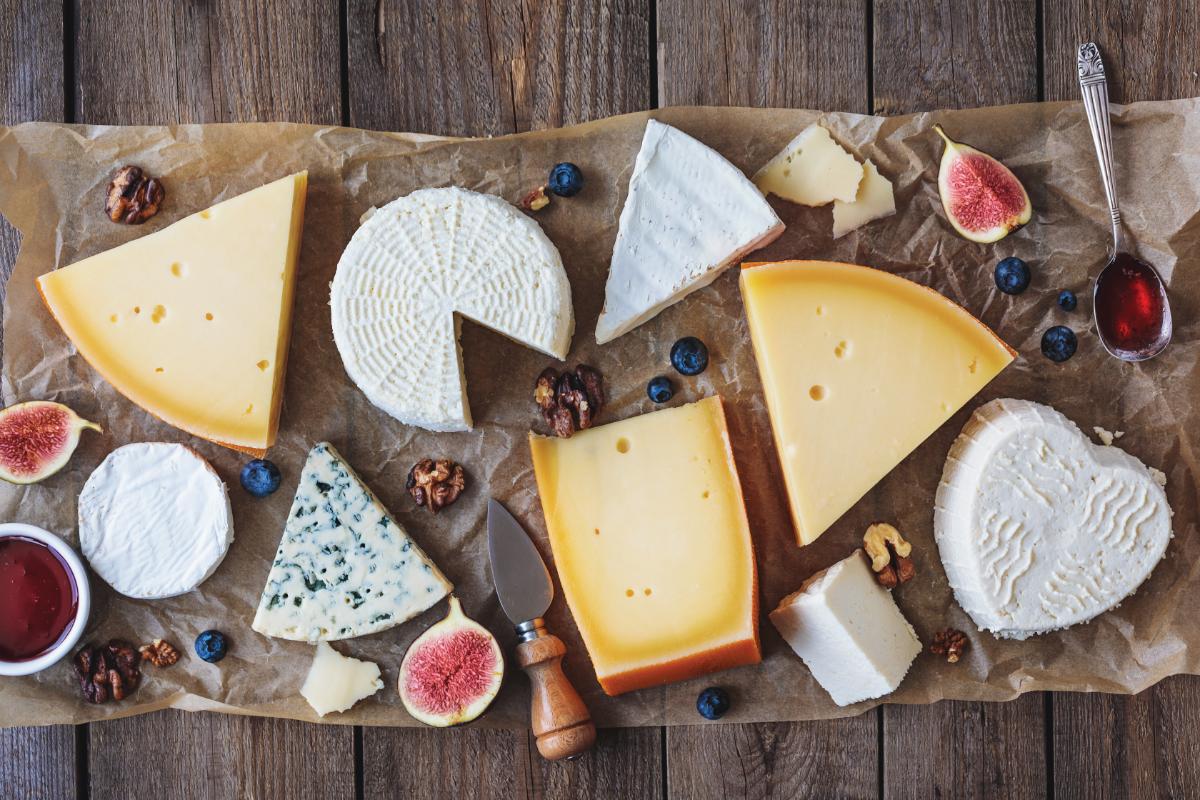 صناعة الجبن بالمنفحة