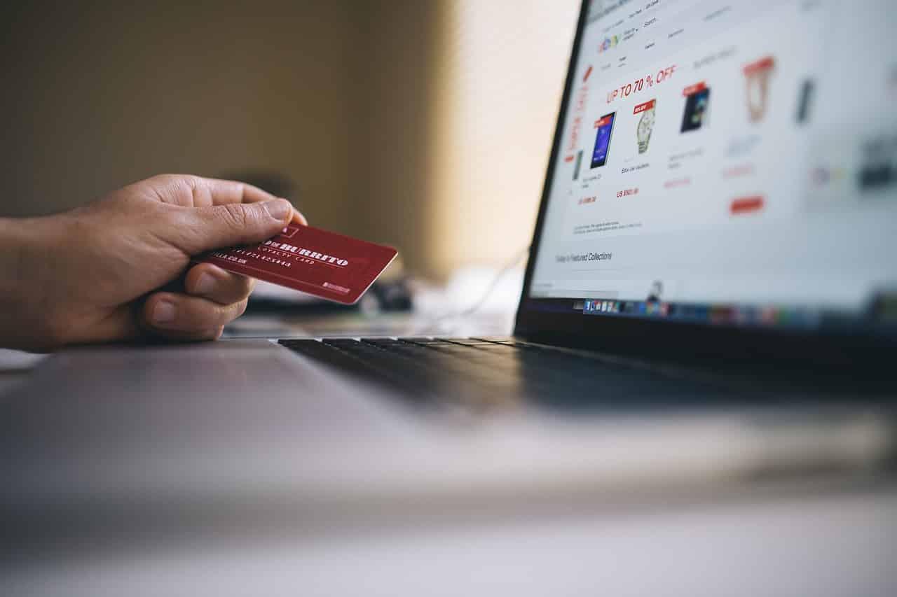 ما هي تجارة الكترونية
