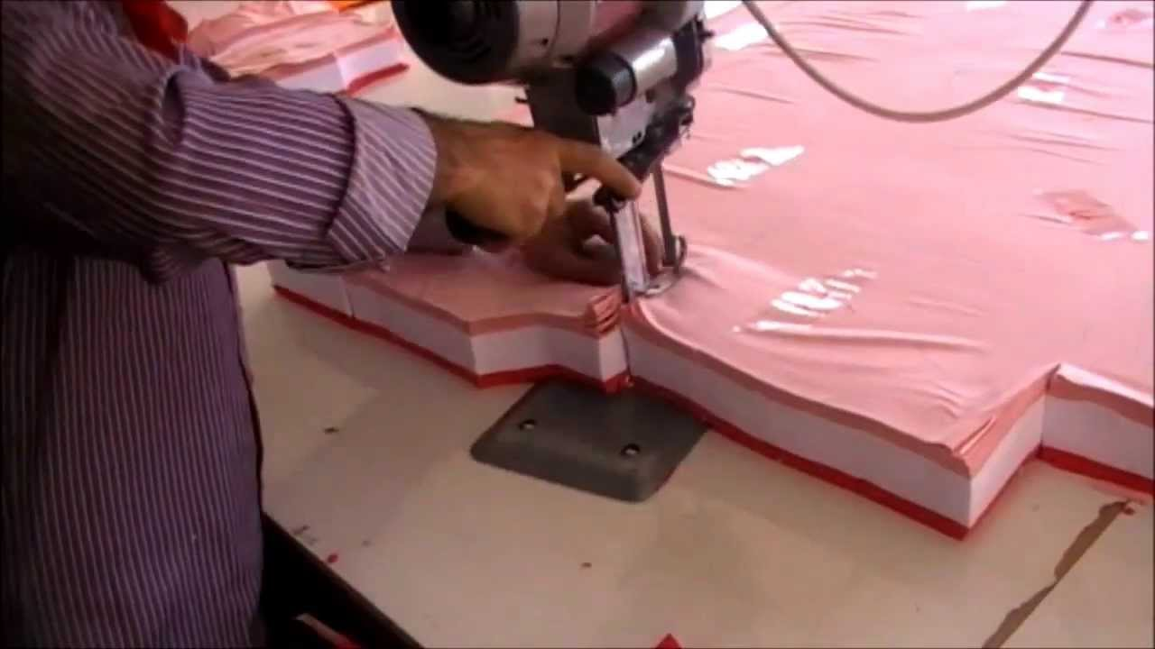 خطة عمل مشروع مصنع ملابس