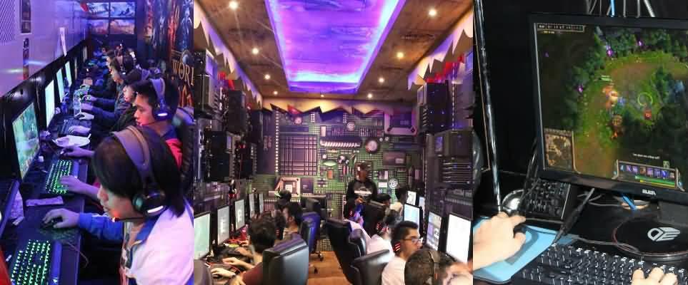 دراسة جدوى مشروع صالة ألعاب إلكترونية