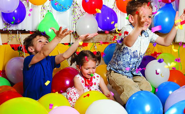 شركات تنظيم حفلات الاطفال