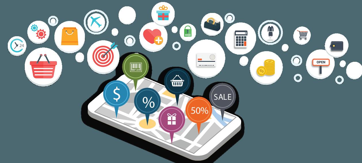 مجالات عمل التجارة الالكترونية