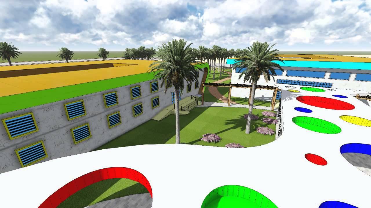مشروع مركز لاطفال التوحد