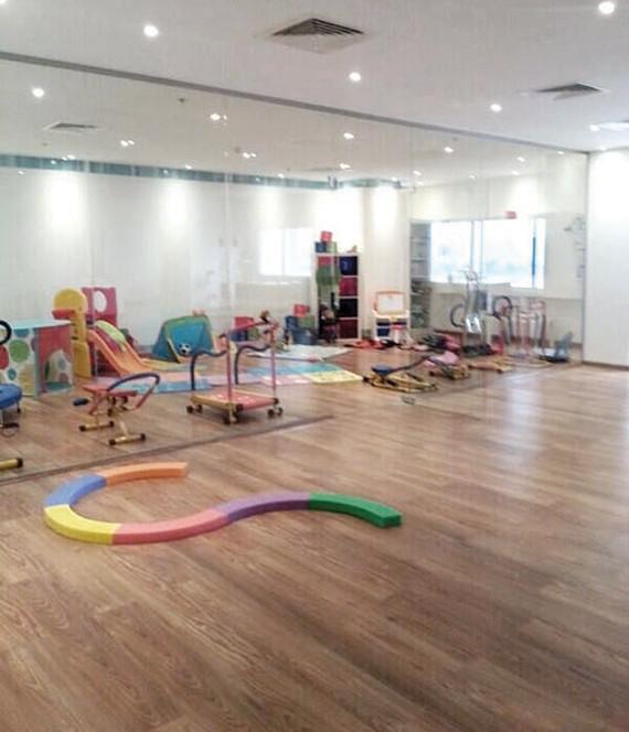 نادي رياضي للاطفال شمال الرياض