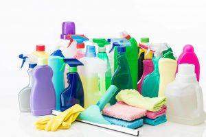 بيع المواد الخام للمنظفات
