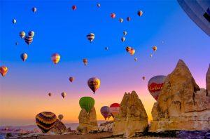 سياحية في تركيا