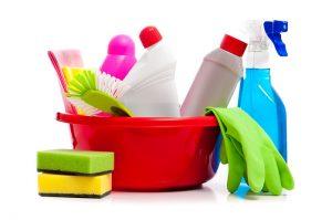 مواد تنظيف