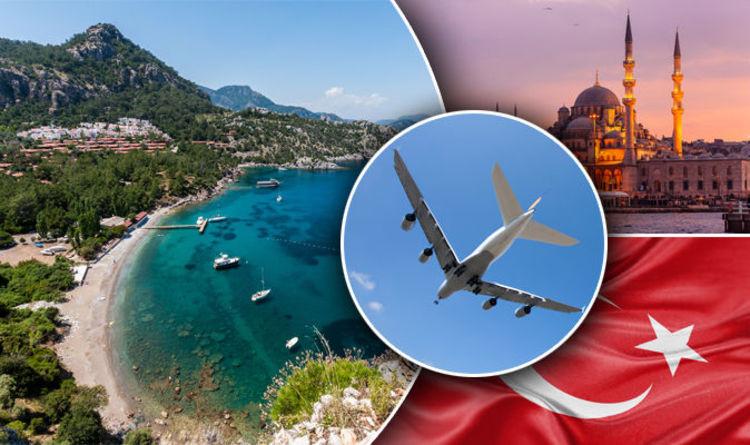 وكالات السفر في تركيا