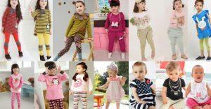 محلات الجملة لملابس الأطفال في تركيا
