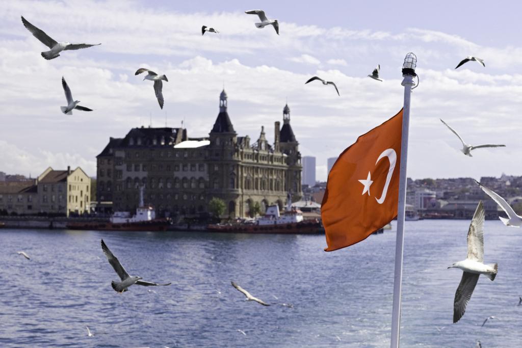 مصانع تركية تبحث عن وكلاء