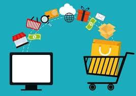 التجارة الإلكترونية للمقيمين في السعودية