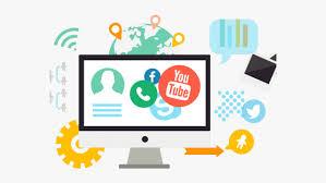 خدمات التسويق الالكتروني والسوشيال ميديا