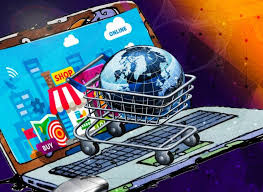 مشروع تطبيق تسوق